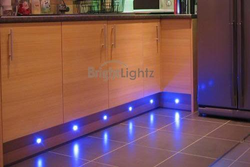 Set of 10 led deck lights decking plinth kitchen lighting set 2999 inc vat aloadofball Image collections