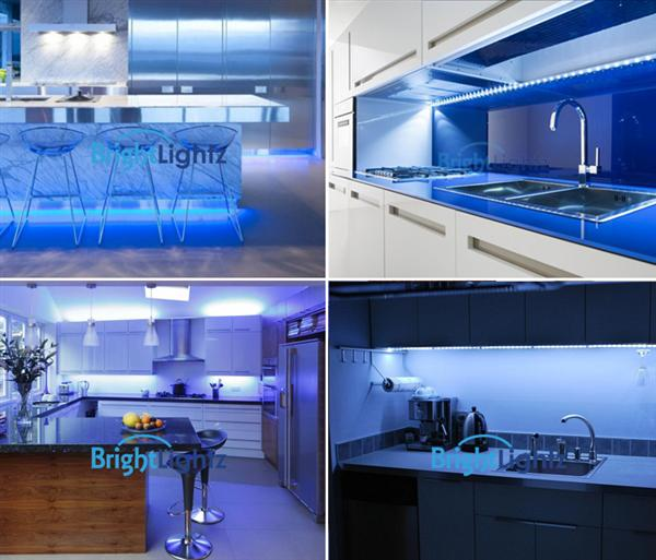Flexi Led Kitchen Strip Light Set
