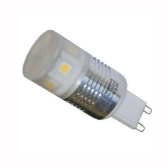 5 x G9 LED Bulbs with 11 x 5050 SMD Chips in Day White = 40W Halogen ...