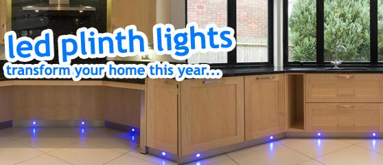 LED Plinth Lights LED Deck Lights Deck Lighting Solar Decking - Kitchen plinth lights white