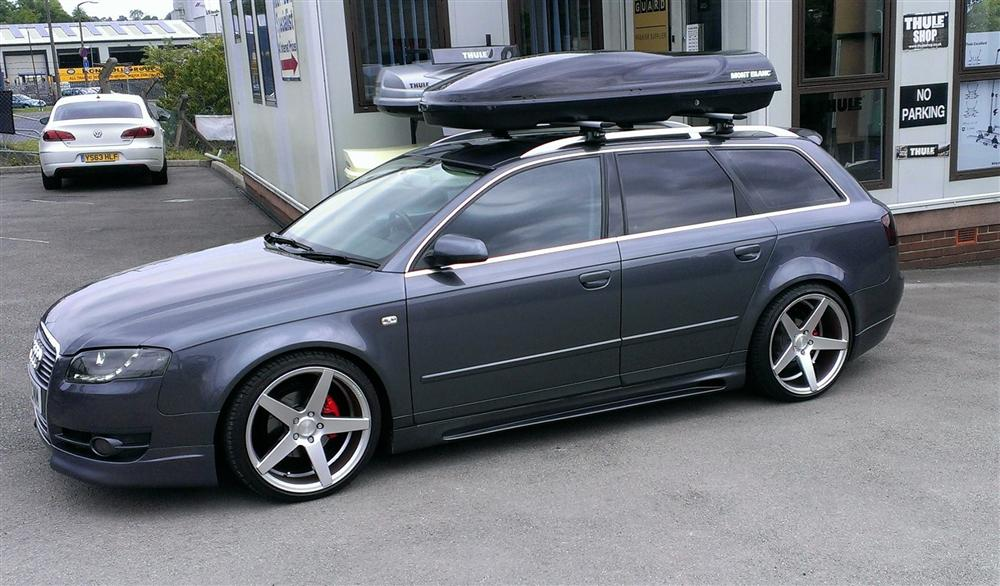 Best Roof Rack For Audi A4 Avant 12 300 About Roof
