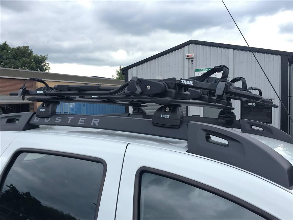 The Journey Center Thule Van Guard And Rhino Official Stockists Roof Racks Roof Boxes Rother 2015 Dacia Duster Witter Tow Bar The