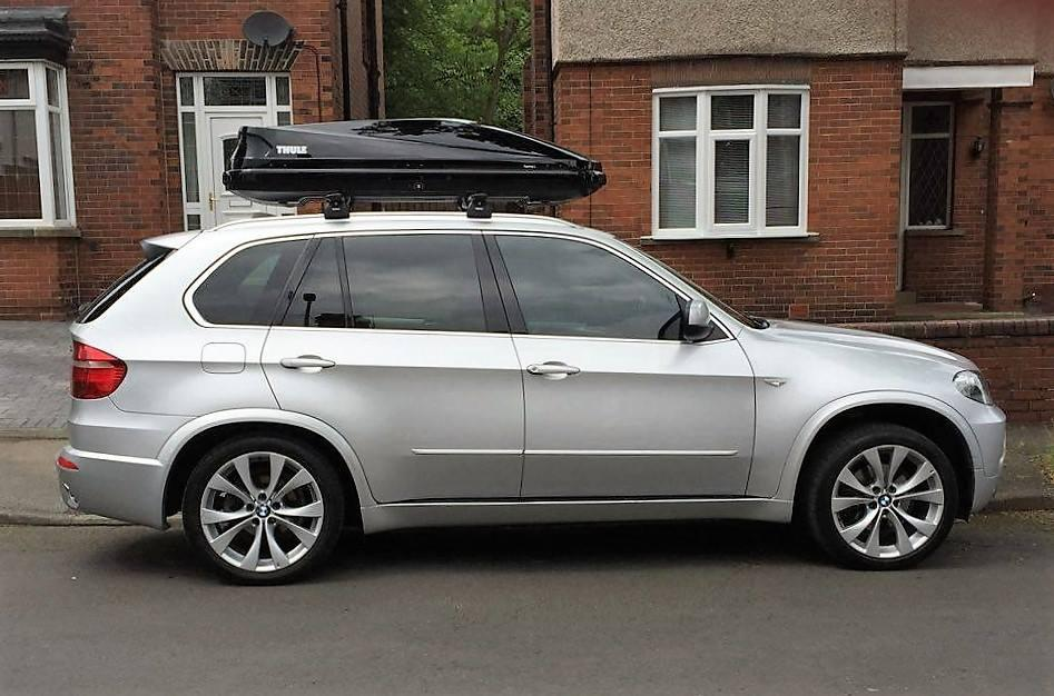 Roof Box Straps The Journey Center - Thule, Van Guard and Rhino Official ...