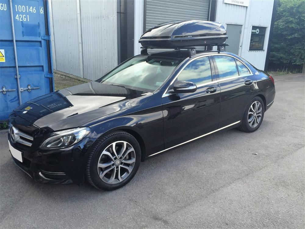 Mercedes C Class Saloon Roof Rack