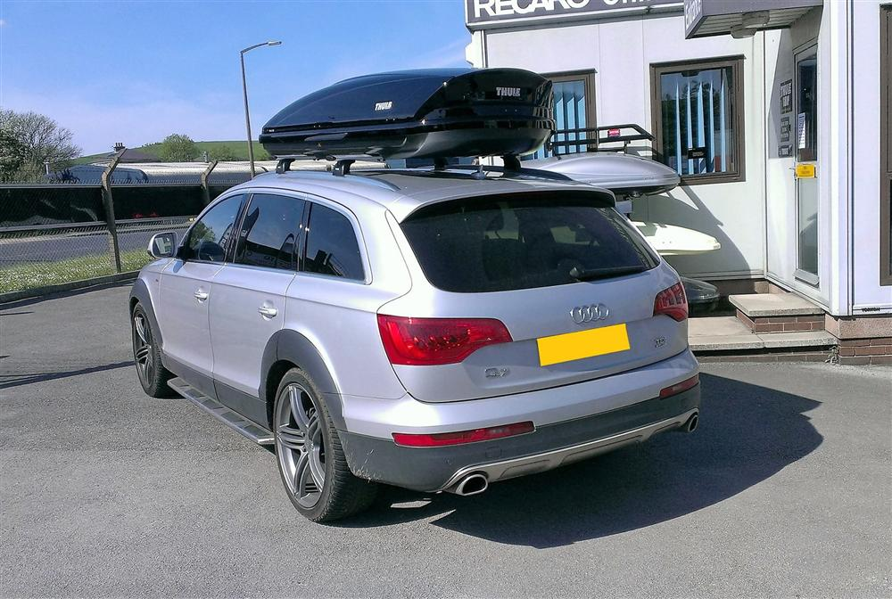 The Journey Center - Thule, Van Guard and Rhino Official Stockists - Roof Racks, Roof Boxes ...