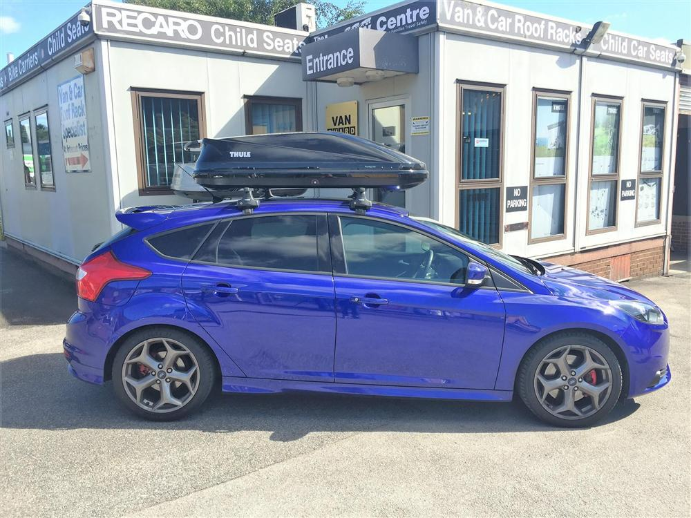 Ford Fiesta Roof Rack Fitting Instructions
