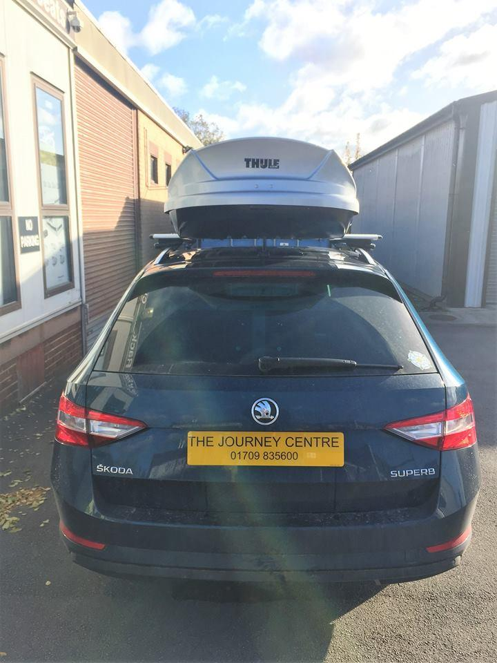 The Journey Center Thule Van Guard And Rhino Official Stockists