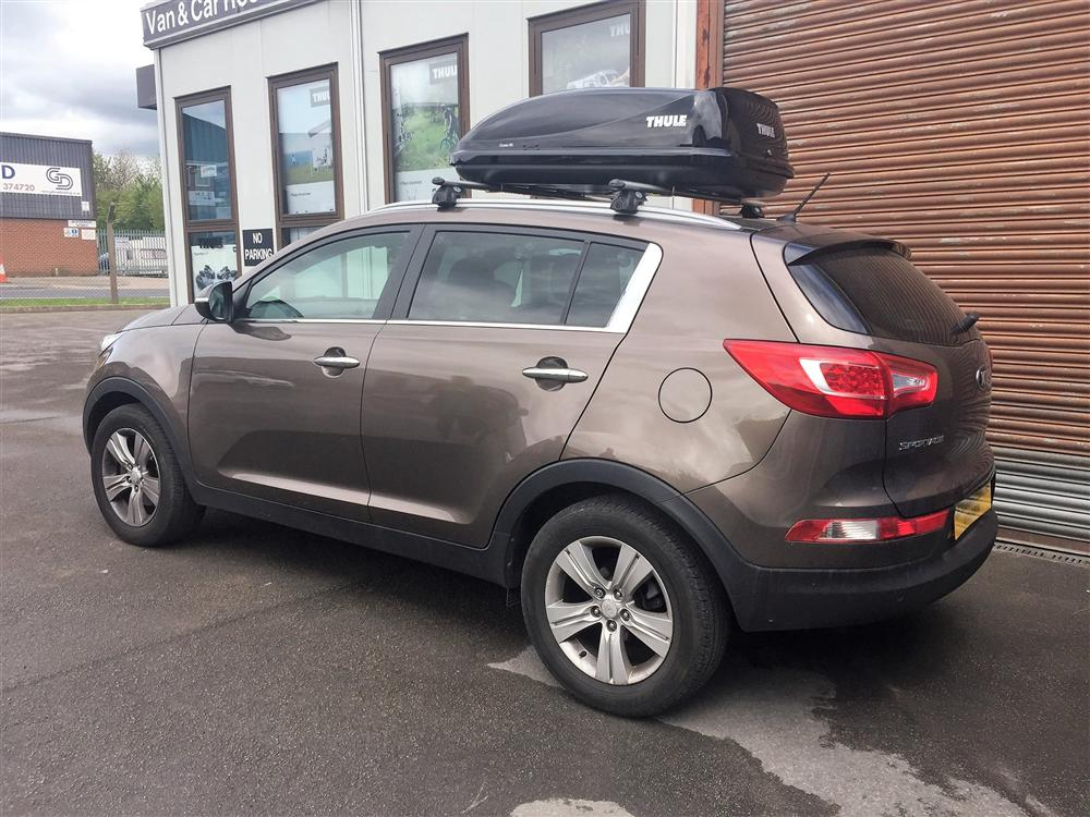 The Journey Center Thule Van Guard And Rhino Official