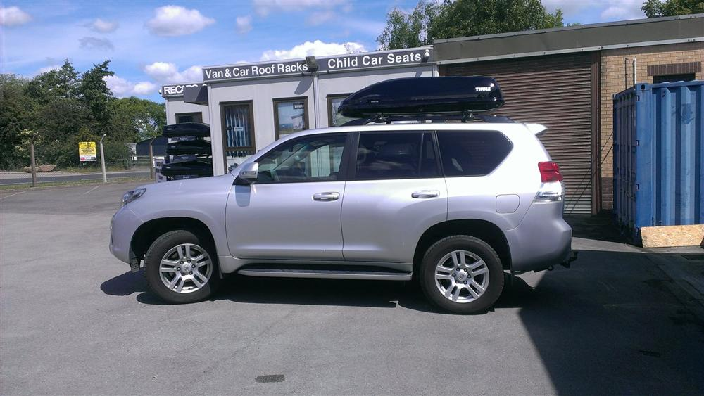 Thule Roof Rack Toyota Land Cruiser 12 300 About Roof