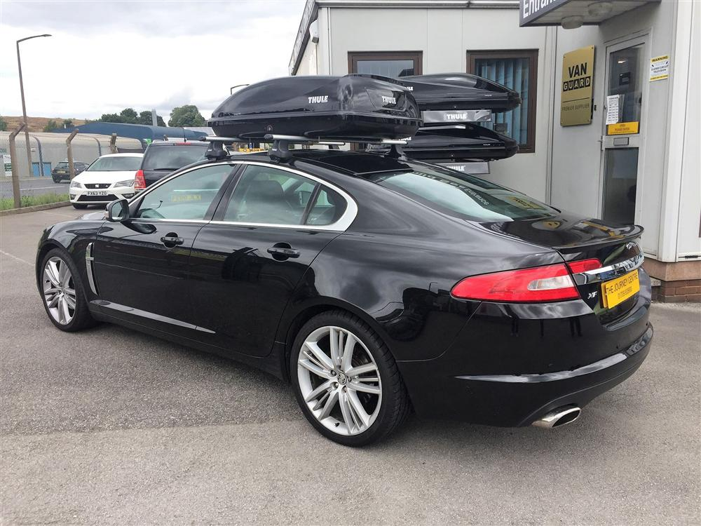 Jaguar Xf Roof Bars Thule Accessories Jaguar Xf