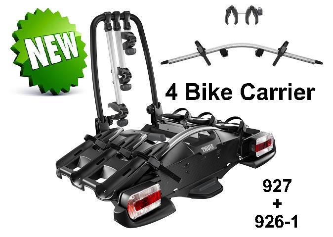 Thule velocompact 926 vs 927