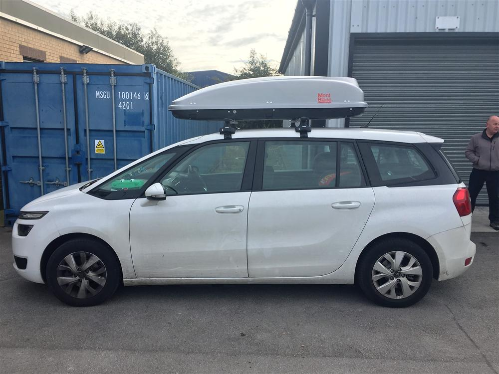 mont blanc roof box fitting instructions